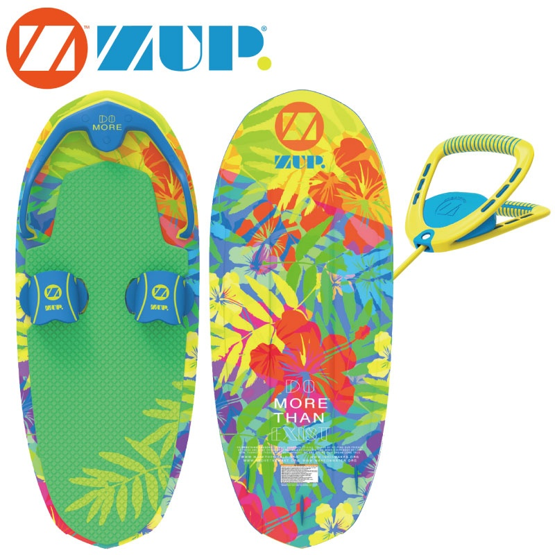 3/20発売開始 【2019新作】ZUP ドゥモア ボード DO MORE BOARD ザップボード ZUPボード 4083 水上オートバイボート マリンスポーツ