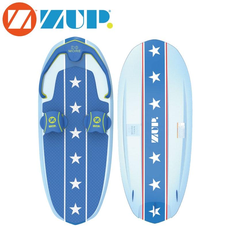 ZUP ドゥモア スター&ストライプ DO MORE BOARD STARS&STRIPES 40833 ボード単品 ZUPボード 水上オートバイ マリンスポーツ
