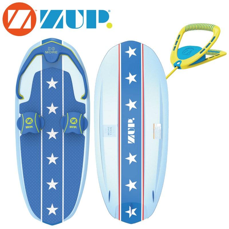 3/20発売開始 【2019新作】ZUP ドゥモア ボード DO MORE BOARD STARS&STRIPES 2点セット  ZUPボード 40834 水上オートバイボート マリンスポーツ