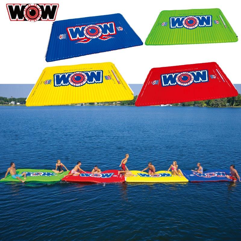 WATER WALKWAY ウォーターウォークウェイ 6人乗り 6×10ft インフレータブル フラットシートタイプ WOW ワオ W12-2030 海水浴 プール