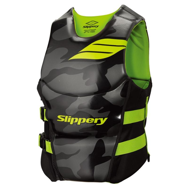 【SALE】スリップリー ARRAY サイドエントリーネオベスト サイドジップ JCI検査OK ライフジャケット ジェットスキー マリンジェット 水上バイク