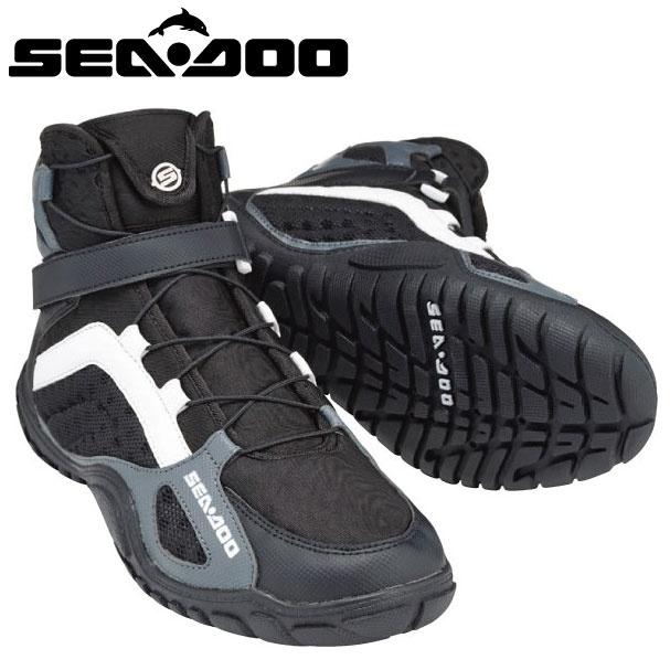 シードゥ RIDINGBOOTS ライディングブーツ 純正用品 SEA DOOジェットシューズ マリンシューズ 水上バイク ボンバルディア 正規品