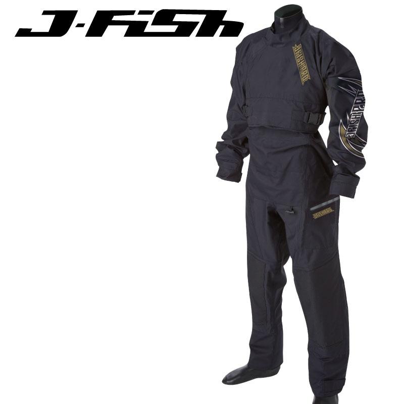 ジェイフィッシュ プロ ドライスーツ ソックス 胸ファスナー 小用ファスナー  ジェットスキー 水上バイク  ウエイクボード