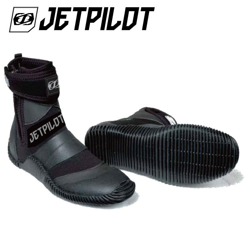 ジェットパイロット ブラックホーク ネオブーツ ソフト マリンシューズ ジェットスキー 水上バイク ジェットブーツ ハイカット 靴 JP7406