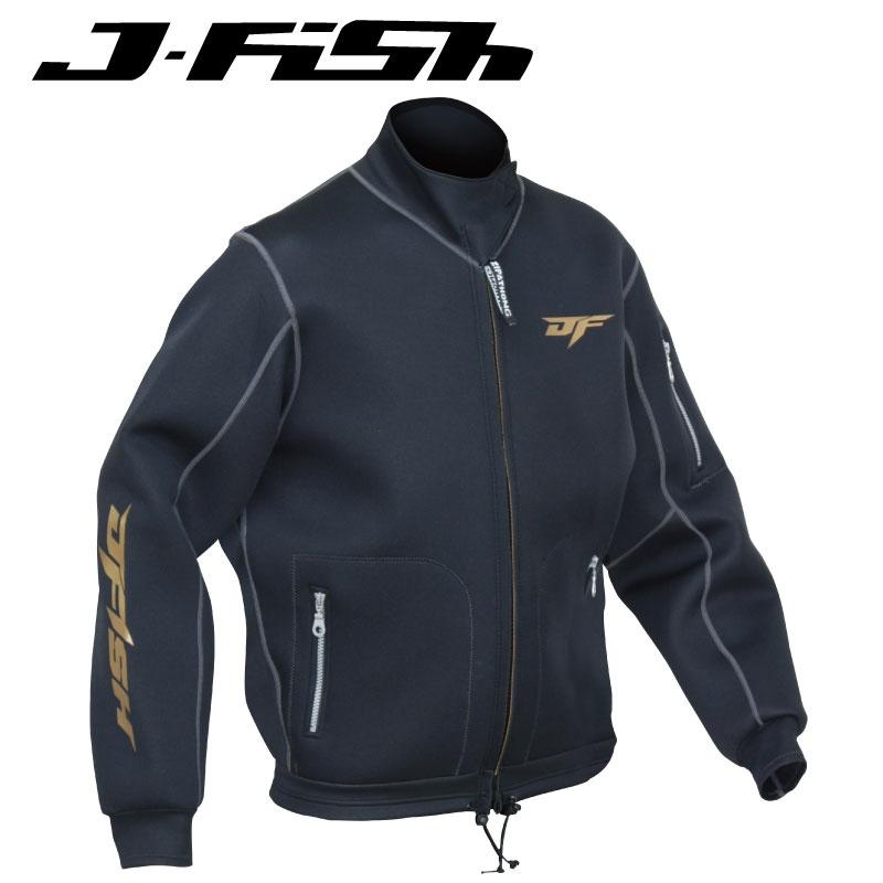 【新作】ジェイフィッシュ ツアージャケット ネオプレン マリンコート ジェットスキー マリンコート ウエットスーツ 水上バイク J-FISH ボート