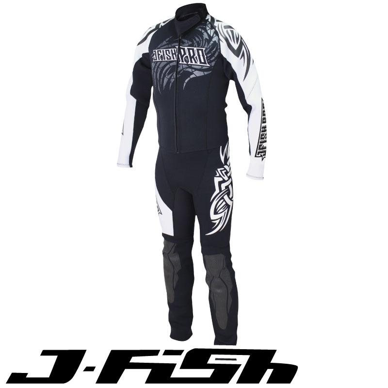 JWS-385 ジェイフイッシュ プロレーシング PRO ウェットスーツ メンズ ジェットスキー JFISH 水上オートバイ SUP マリンウエア J-FISH