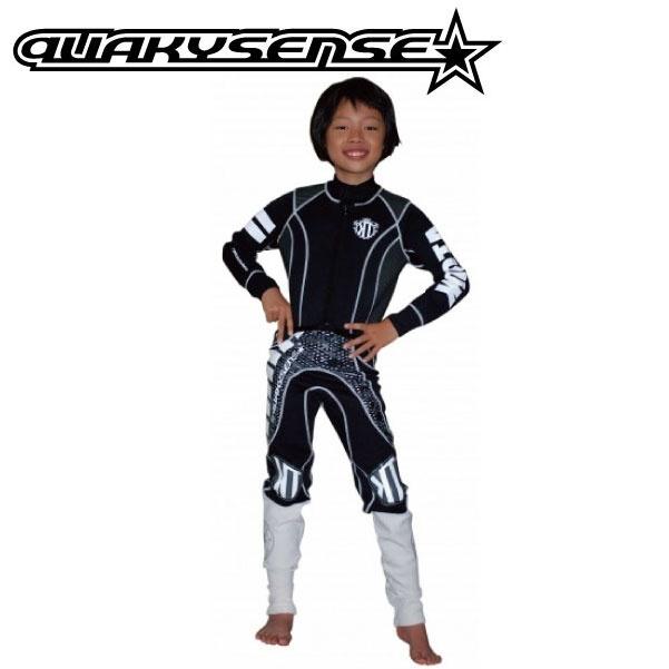 【SALE】 ジュニア ウエットスーツ FLEX WETSUITS ジョン&ジャケット キッズ 子供用 クエーキーセンス 2016モデル