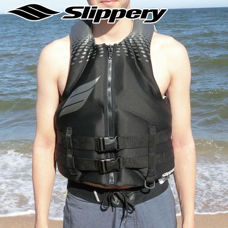 【SALE】スリップリー SURGE4 ネオプレン ライフジャケット ウエットスーツ SLIPPERY Jジェットスキー マリンジェット ウエイクボード