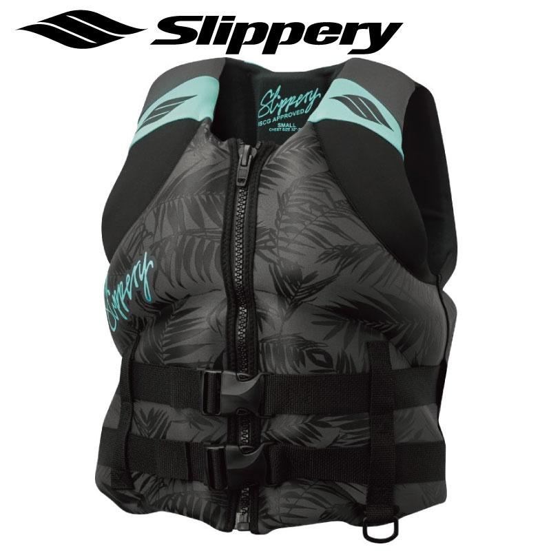 スリップリー ライフジャケット ネオベスト 女性 エレクトラ レディース ジェットスキー ジェット ウエイクボード 水上バイク