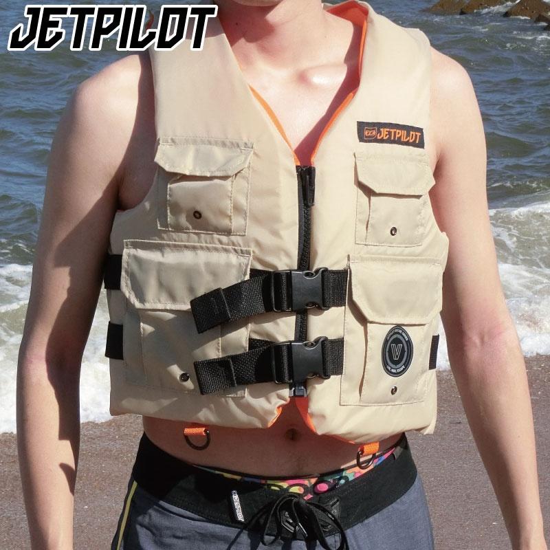 【37%OFF】JP8501 ジェットパイロット ライフジャケット VENTURE 4バックル Jetpilot ジェットスキー マリンジェット 水上バイク フロントバックル