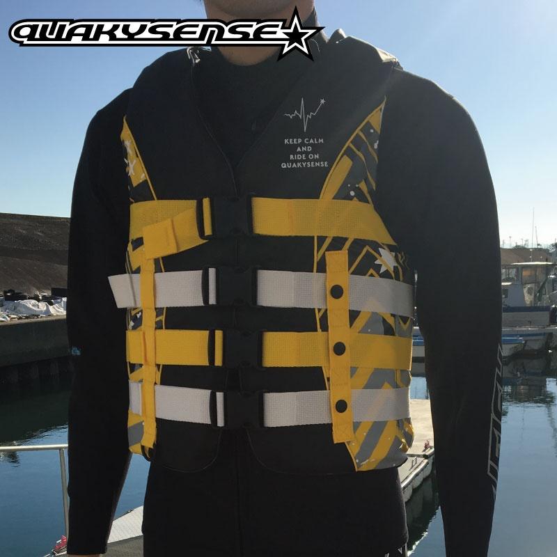 【2019新作】19BB クエーキーセンス BEAT ビート ライフジャケット JCI quakysense ジェットスキー ライフベスト 救命胴衣 水上オートバイ
