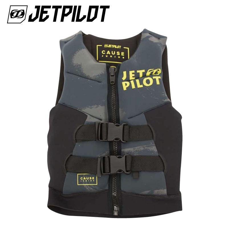 予約 【2019新作】ジェットパイロット 子供 ネオベスト ウエイクボード ライフジャケット 水上バイク SUP jetpilot SUP カヤック スノーケル
