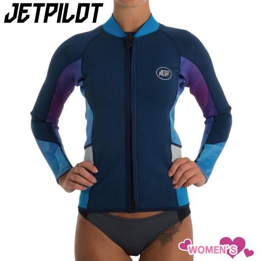 【35%OFF】JA7913 BEC ASCENT 1mm FLIGHT JACKET WOMEN 女性 ウエットスーツ サーフィン ウエイクボード ジェットスキー SUP