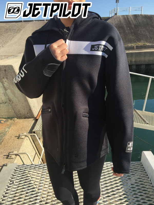 【SALE】女子にもオススメ!ジェットパイロットSTRIKE ツアーコート 2018モデル ウエットスーツ 水上オートバイ  ジェットスキー マリンコート ジャケット