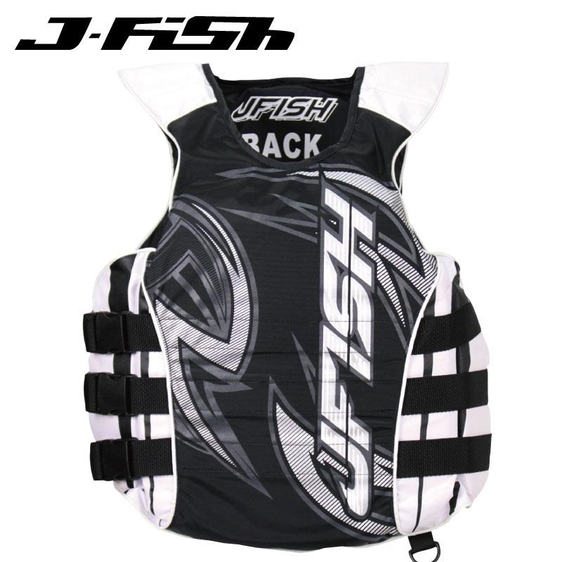 【2019新作】ジェイフィッシュ ライフジャケット プロ PRO プルオーバー JCI検査OK ジェットスキー マリンジェット 水上バイク 救命胴衣  J-FISH JLV374