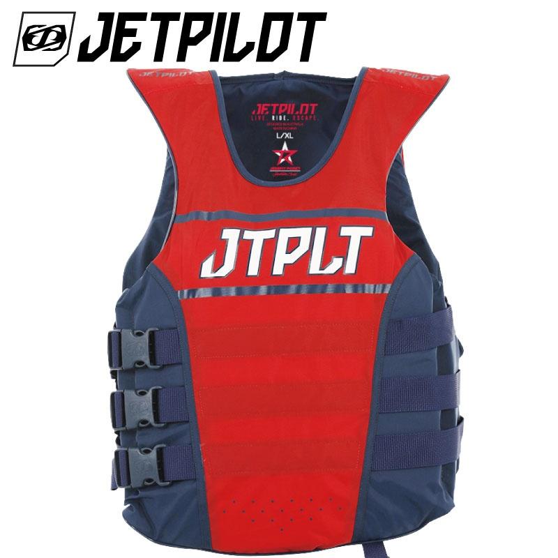 【2019新作】ジェットパイロット ライフジャケット サイドエントリー プルオーバー Jetpilot ジェットスキー PWC サイドバックル ライダー プロ