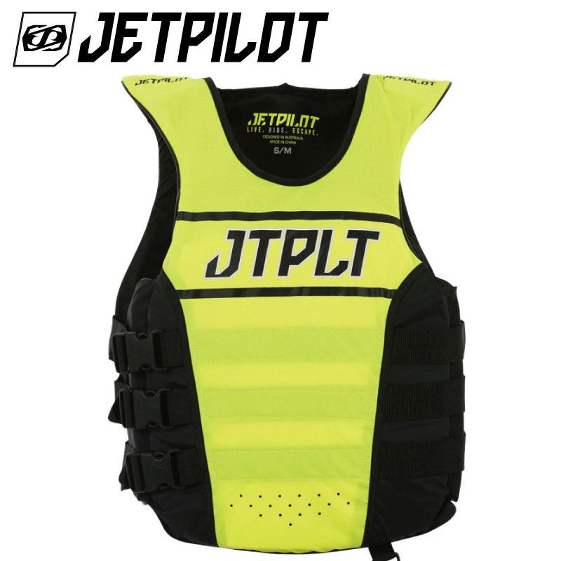 【2019新作】ジェットパイロット ライフジャケット サイドエントリー プルオーバー Jetpilot ジェットスキー PWC サイドバックル プロ