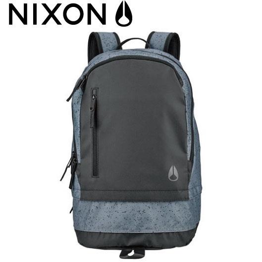 ニクソン NIXON RIDGE BACKPACK NC2550145-00 GRAY リュック バックパック サーフィン アウトドア 人気ブランド