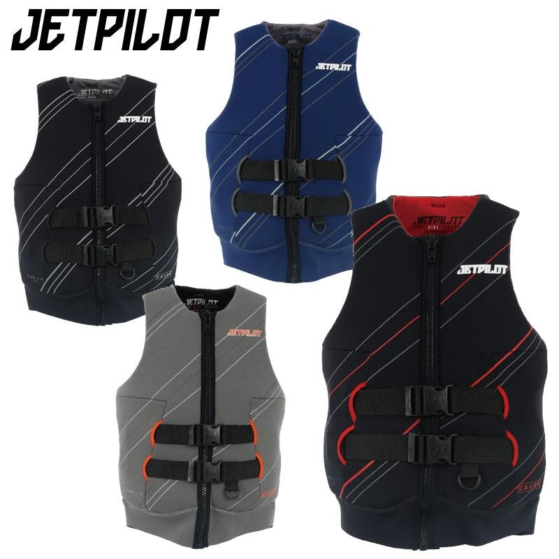 JETPILOT 20%OFF 即納 JA19218 ジェットパイロット CAUSE 送料無料 F E ネオベスト ライフジャケット カヤック ウエイクボード フライボード サーフィン カヌー SUP