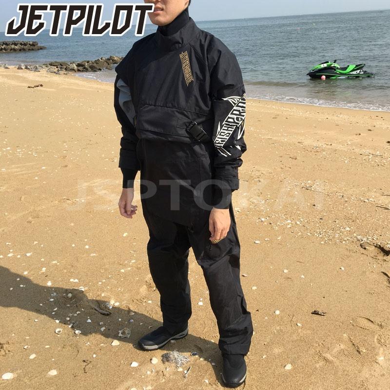 【SALE】ジェイフィッシュ プロ ドライスーツ ソックス 胸ファスナー 小用ファスナー ジェットスキー 水上バイク  ウエイクボード