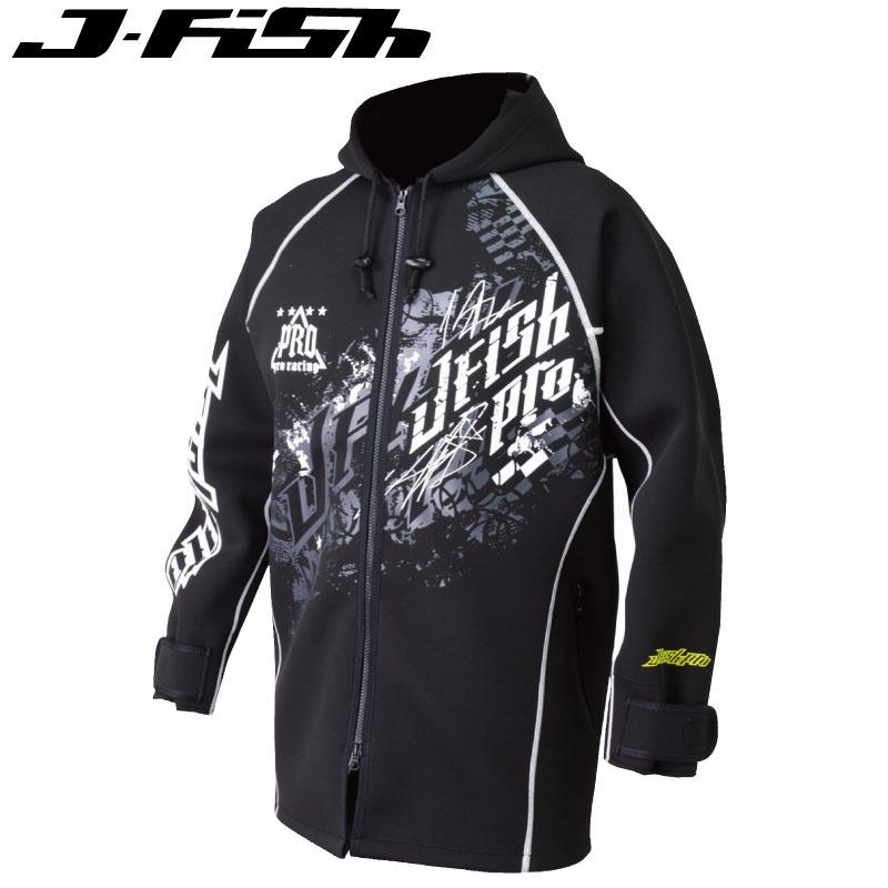 【2020新作】 JTC-402 ジェイフィッシュ PRO TOUR COAT プロ ツアーコート ジャケット ウエットスーツ マリンコート ジェットスキー 水上バイク ボート