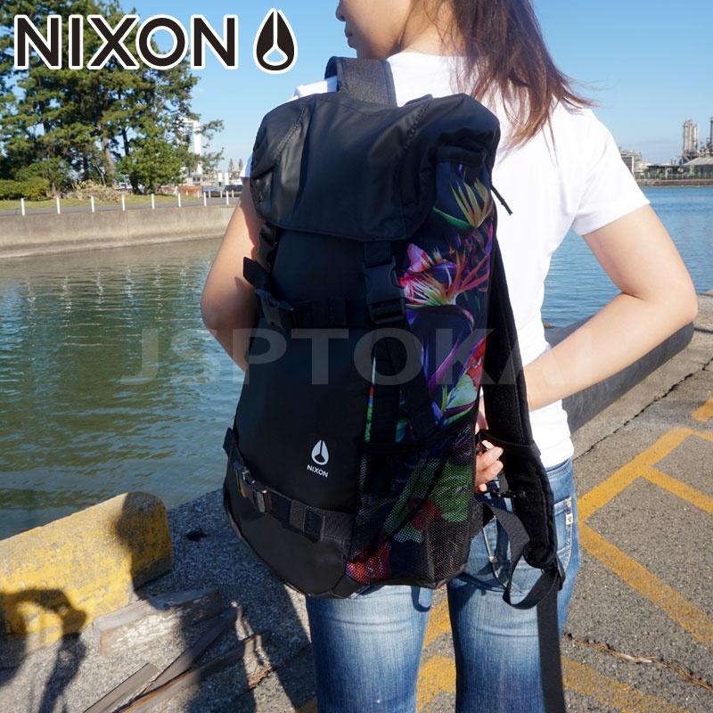 ニクソン  NIXON LANDLOCK BLACKPARADCE リュック バックパック サーフィン アウトドア 人気ブランド