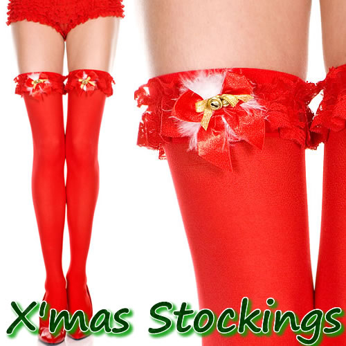27ce7c779c9a1b ... □Fishnet Thailand high stockings / red / knee high / network tights  /JML4735 on