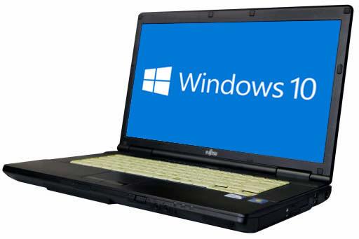 【中古パソコン】【Windows10 64bit搭載】【HDMI端子搭載】【Core i5-3320M搭載】【メモリー4GB搭載】【HDD320GB搭載】【DVDマルチ搭載】 富士通 FMV-LIFEBOOK A572/F (1401719)