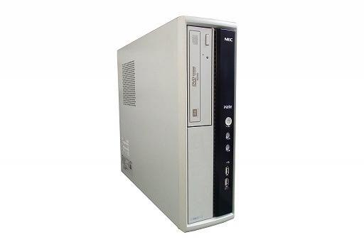 【中古パソコン】【単体】【Windows10 64bit搭載】【Core i5 3450S搭載】【メモリー4GB搭載】【HDD1TB搭載】【DVDマルチ搭載】【東久留米発】 NEC Mate J ML-E (7517288)