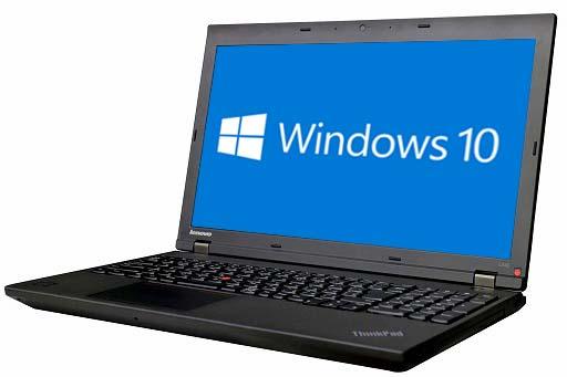 【中古パソコン】【Windows10 64bit搭載】【テンキー付】【Core i5 4210M搭載】【メモリー4GB搭載】【HDD320GB搭載】【W-LAN搭載】【DVD-ROM搭載】【中野店発】 lenovo ThinkPad L540 (2002334)