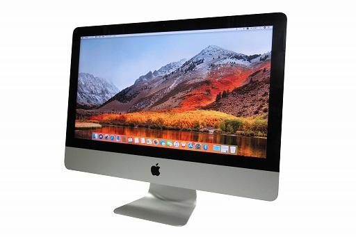 【中古パソコン】【一体型PC】【Geforce GT640M】【Core i5 3330S搭載】【メモリー8GB搭載】【HDD1TB搭載】【W-LAN搭載】 apple iMac A1418 (1291541)