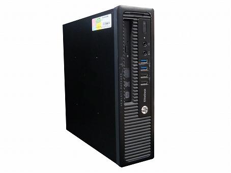 【中古パソコン】【単体】【Windows10 64bit搭載】【Core i5 4570S搭載】【メモリー4GB搭載】【HDD500GB搭載】【DVDマルチ搭載】【東久留米発】 HP EliteDesk 800 G1 USDT (7518434)