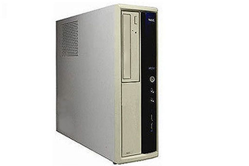 【中古パソコン】【単体】【Windows10 64bit搭載】【Core i5 3470S搭載】【メモリー4GB搭載】【HDD1TB搭載】【DVDマルチ搭載】 NEC Mate J ML-F (1292547)