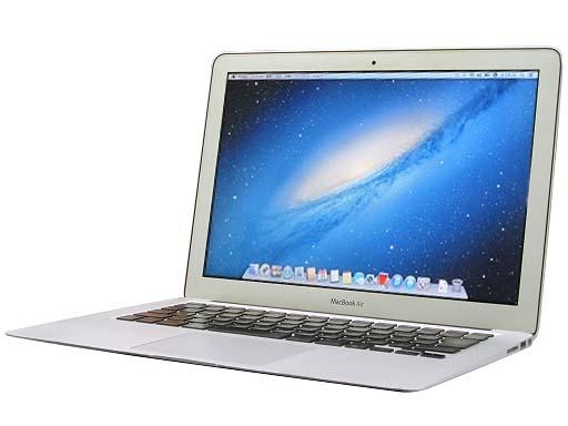 【中古パソコン】【webカメラ搭載】【Core i7搭載】【メモリー4GB搭載】【SSD】【W-LAN搭載】 apple Mac Book Air A1369 (1806855)