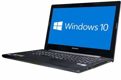 【中古パソコン】♪【Windows10 64bit搭載】【webカメラ搭載】【HDMI端子搭載】【テンキー付】【メモリー4GB搭載】【HDD500GB搭載】【W-LAN搭載】【DVDマルチ搭載】 lenovo G50 (179776)