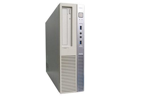 【中古パソコン】【単体】【Windows10 64bit搭載】【Core i5 4590搭載】【メモリー4GB搭載】【HDD1TB搭載】【DVDマルチ搭載】 NEC Mate MB-N (1293294)
