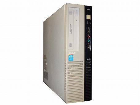 【中古パソコン】【単体】【Windows10 64bit搭載】【Core i3 4130搭載】【メモリー4GB搭載】【HDD500GB搭載】【DVDマルチ搭載】【東久留米発】 NEC Mate ML-H (7518882)