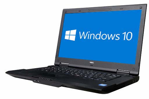 【中古パソコン】☆【Windows10 64bit搭載】【HDMI端子搭載】【Core i3 4000M搭載】【メモリー4GB搭載】【HDD320GB搭載】【DVDマルチ搭載】【中野店発】 NEC VersaPro VA-H (2055922)