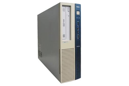 【中古パソコン】【単体】【Windows10 64bit搭載】【Core i5 4570搭載】【メモリー4GB搭載】【HDD1TB搭載】【DVDマルチ搭載】【東久留米発】 NEC Mate MB-H (7518975)