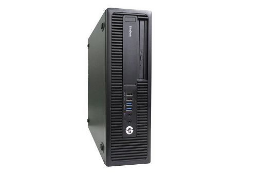 【中古パソコン】【単体】【Windows10 64bit搭載】【Core i3 6100搭載】【メモリー8GB搭載】【HDD500GB搭載】 HP EliteDesk 800 G2 SFF (1293562)