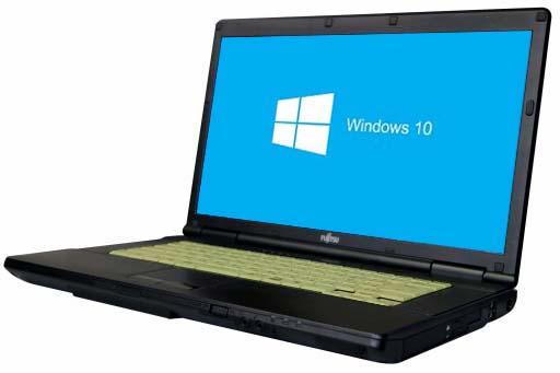 【中古パソコン】【Windows10 64bit搭載】【HDMI端子搭載】【Core i5-2520M搭載】【メモリー4GB搭載】【HDD320GB搭載】【DVDマルチ搭載】【中野店発】 富士通 FMV-LIFEBOOK A561/D (2056075)