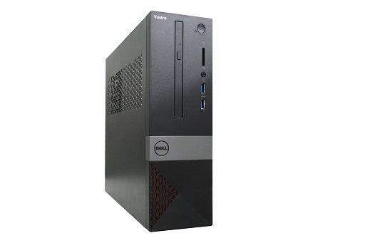 【中古パソコン】【単体】【Windows10 64bit搭載】【HDMI端子搭載】【Core i3 6100搭載】【メモリー4GB搭載】【HDD500GB搭載】【W-LAN搭載】【DVD±R/RW搭載】 DELL VOSTRO 3267 (1293749)