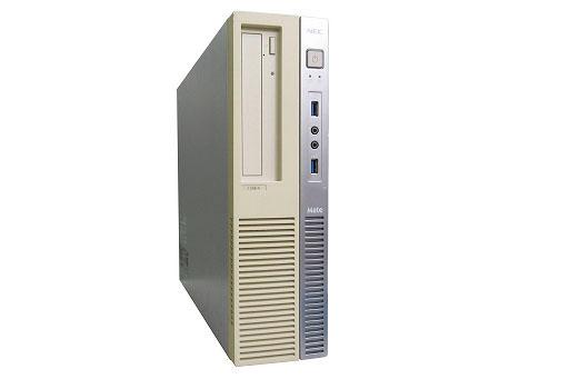 【中古パソコン】【単体】【Windows10 64bit搭載】【Core i5 4570搭載】【メモリー4GB搭載】【HDD500GB搭載】【中野店発】 NEC Mate J MB-G (2056119)