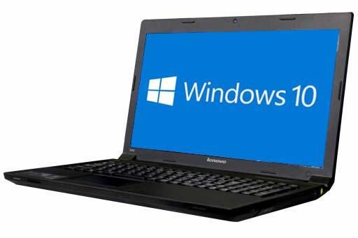 【中古パソコン】【Windows10 64bit搭載】【HDMI端子搭載】【テンキー付】【デュアルコア搭載】【メモリー4GB搭載】【HDD500GB搭載】【W-LAN搭載】【DVDマルチ搭載】【中野店発】 lenovo B590 (2056184)