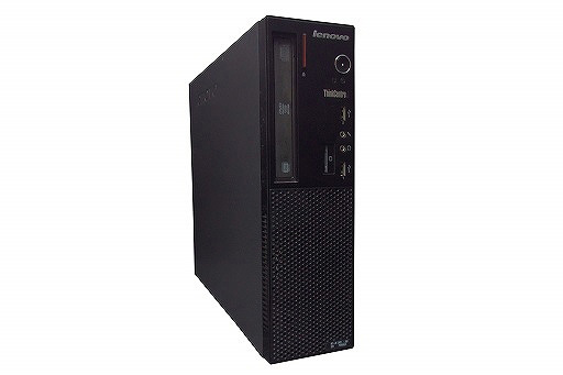 【中古パソコン】【単体】【Windows10 64bit搭載】【Core i5 4570S搭載】【メモリー4GB搭載】【HDD1TB搭載】【DVDマルチ搭載】【東久留米発】 lenovo ThinkCentre 10AU-005WJP(E73) (7519095)