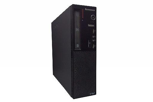 【中古パソコン】【単体】【Windows10 64bit搭載】【Core i5 4590S搭載】【メモリー4GB搭載】【HDD1TB搭載】【DVDマルチ搭載】【東久留米発】 lenovo ThinkCentre 10AU-00B8JP(E73) (7519120)
