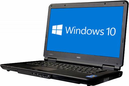 【中古パソコン】【Windows10 64bit搭載】【HDMI端子搭載】【Core i5 3210M搭載】【メモリー4GB搭載】【HDD320GB搭載】【W-LAN搭載】【DVDマルチ搭載】【中野店発】 NEC VersaPro VL-E (2031032)