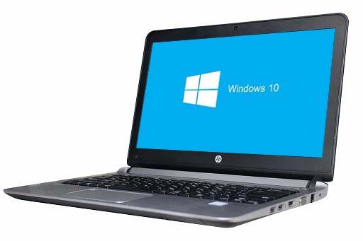 【中古パソコン】【Windows10 64bit搭載】【HDMI端子搭載】【Core i3 6100U搭載】【メモリー4GB搭載】【HDD500GB搭載】【W-LAN搭載】【中野店発】 HP ProBook 430 G3 (2056225)