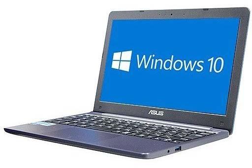 【中古パソコン】【Windows10 64bit搭載】【webカメラ搭載】【HDMI端子搭載】【メモリー4GB搭載】【SSD64G搭載】【W-LAN搭載】【東村山店発】 ASUS E203M (5019648)