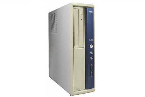 【中古パソコン】【単体】【Windows10 64bit搭載】【Core i5 2400搭載】【メモリー4GB搭載】【HDD1TB搭載】【DVDマルチ搭載】【東村山店発】 NEC Mate MB-D (5019697)
